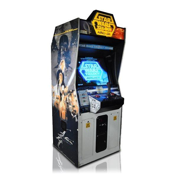 Star Wars Trilogy Upright