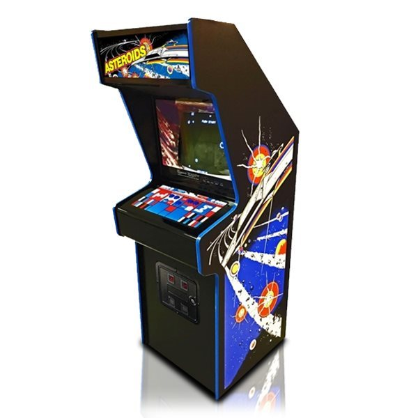 80s Asteroid arcade game for hire