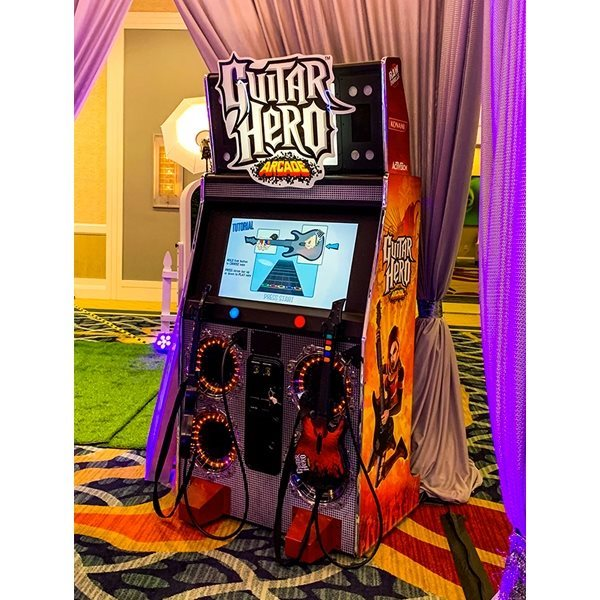 Guitar Hero Arcade for Hire 2
