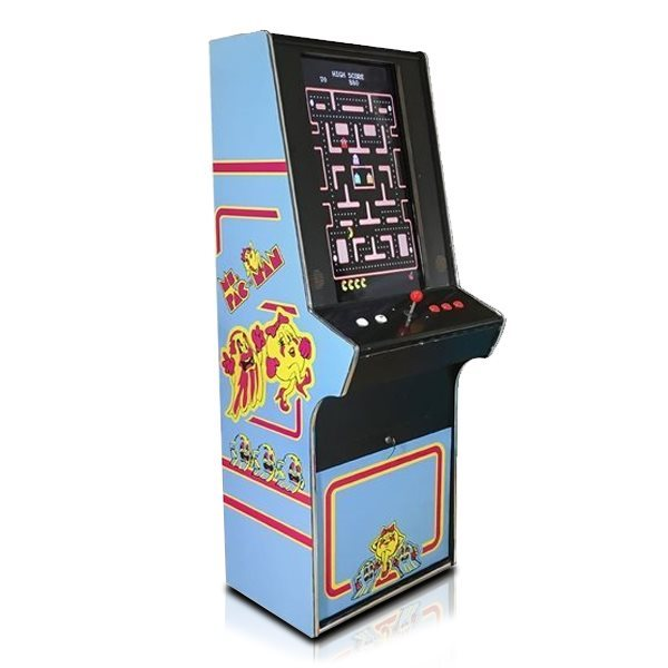 80s Ms PAC man arcade machine for hire