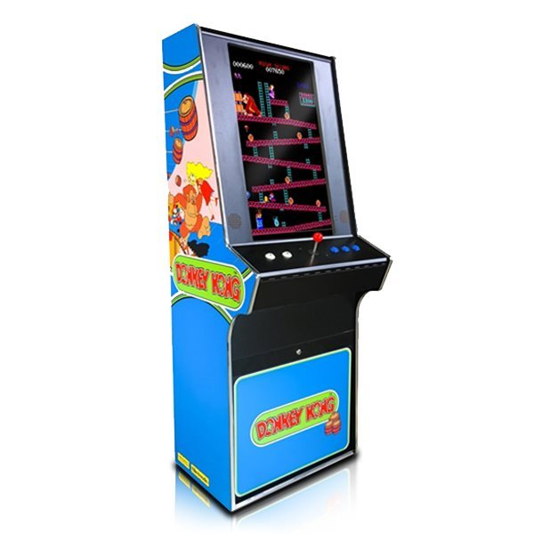 Donkey Kong arcade game for hire