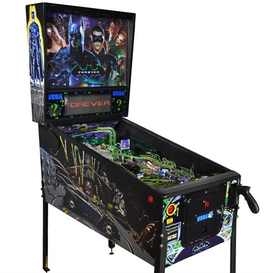 Batman Forever Pinball machine for hire