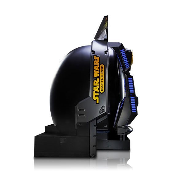 Star Wars Battle Pod for hire