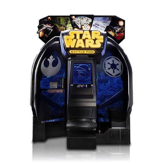 Stare Wars Battle Pod for Rent
