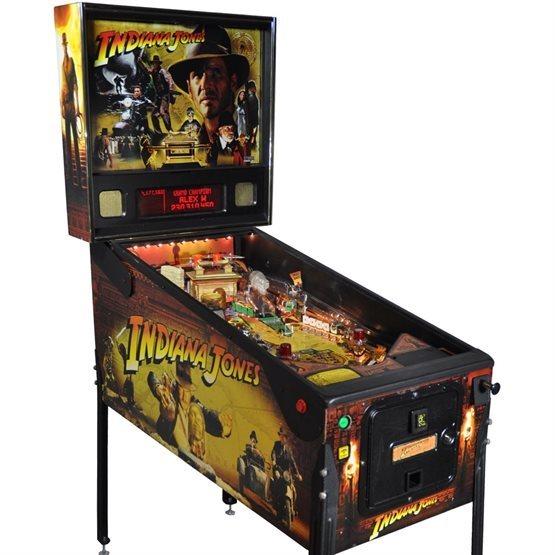 Indiana Jones Pinball*