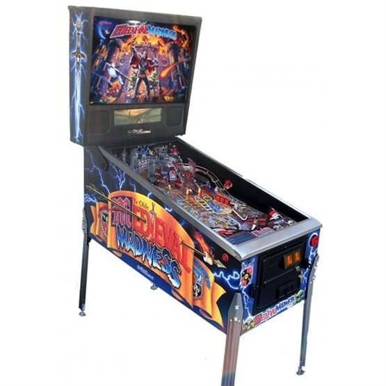 Ghost Busters Pinball*