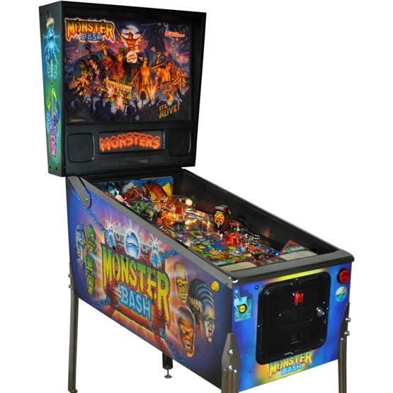 Monster Bash Pinball*