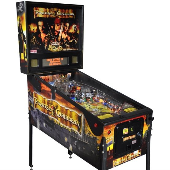 Pirates Of The Caribbean Pinball*