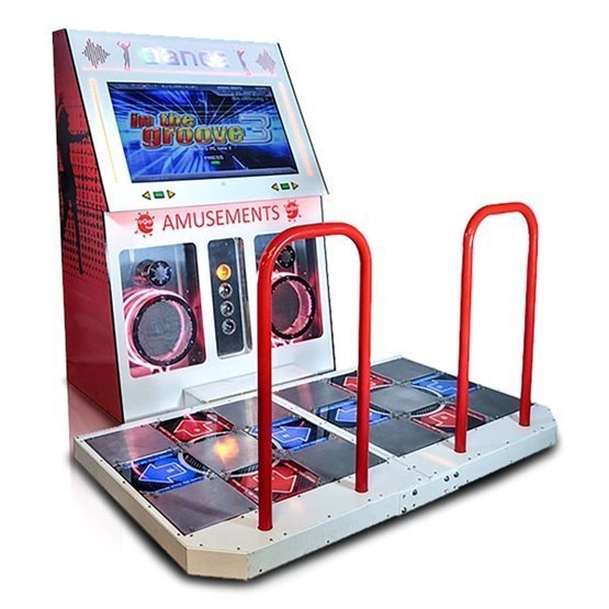 Dance Stage arcade machine for hire